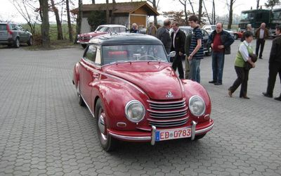 DKW Coupe 1951